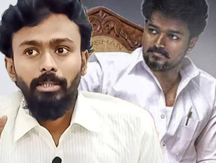 ''It is impossible for Vijay to enter politics...'' Balaji Haasan's prediction