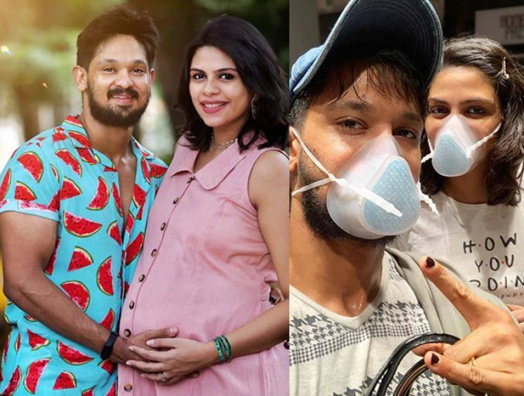 Boys actor Nakkhul to become a dad soon | Heart-warming photos