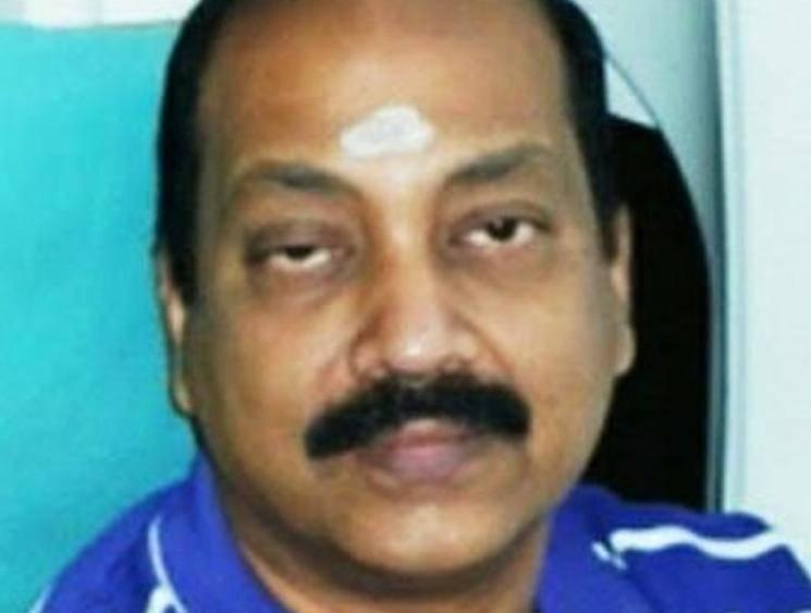 Captain Vijayakanth deeply shocked on hearing the death news of his close friend