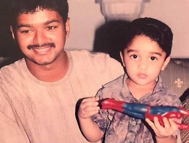 Vanitha Vijayakumar releases unseen moments of Thalapathy Vijay - don't miss!