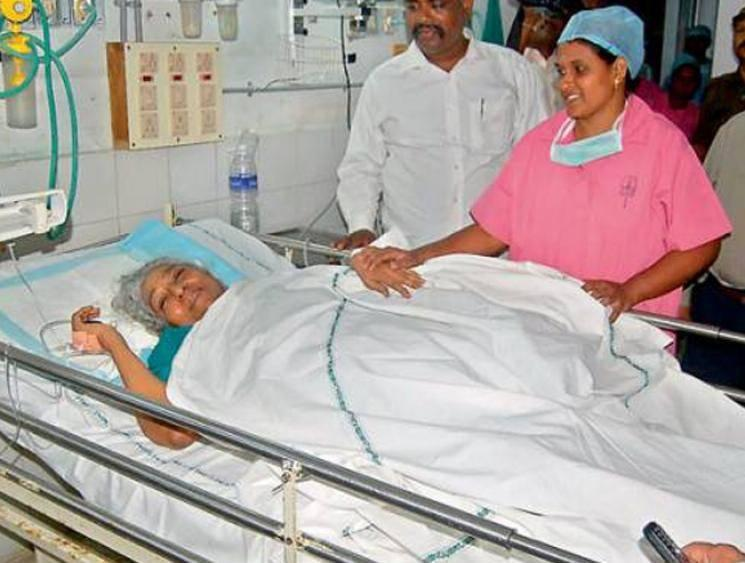 Veteran singer S Janaki is very much alive, has just undergone a minor surgery