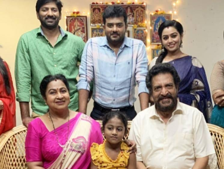 These 3 leading actors replaced in Radikaa's Chithi 2 serial - shooting resumes!