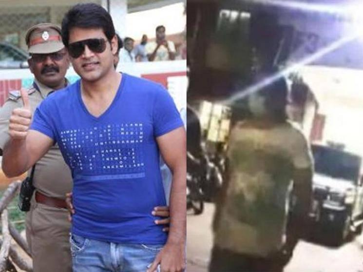 SHOCKING: Shaam arrested in midnight by Chennai Police