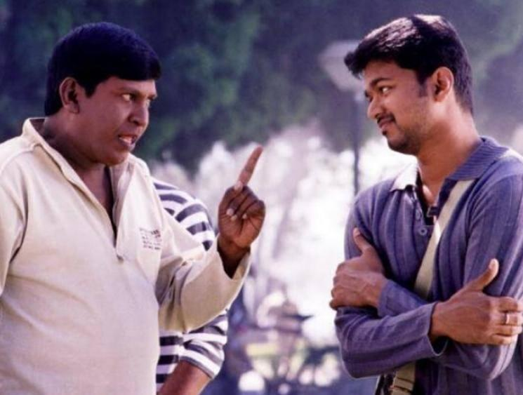 Vadivelu's surprise birthday wish to Thalapathy Vijay