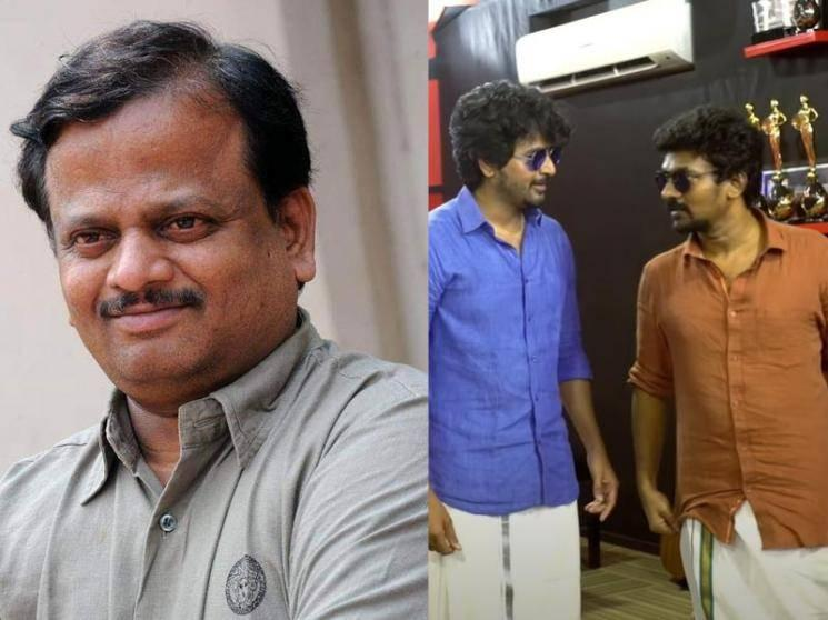 Vera mari vera mari combo: ''Will you act in my film'' - KV Anand's open request