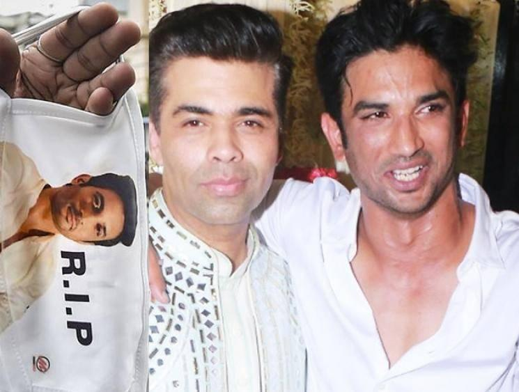 Sushant Singh Rajput Controversy - Karan Johar fired from this mega biggie?