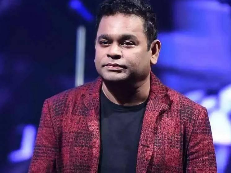 A.R.Rahman's unexpected classy reply goes viral - says lost time can never come back!