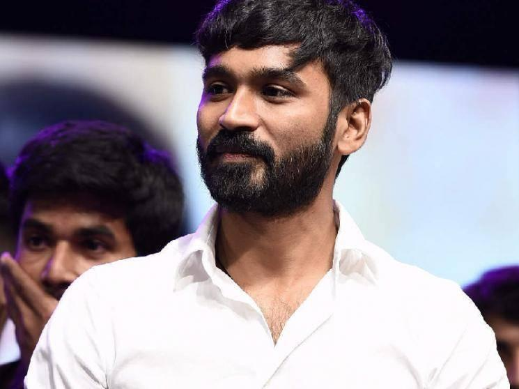 Dhanush's latest emotional statement goes viral - check out!