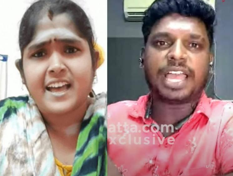 Nanjil Vijayan hits back at Vanitha Vijayakumar - New Trending Video | Suriya Devi
