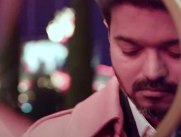 Just released: Thalapathy Vijays unseen backstage video