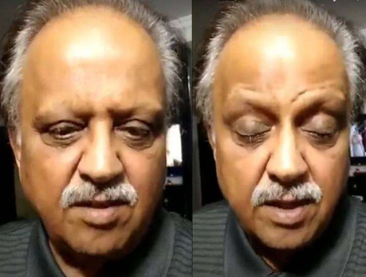 ''What nonsense is this?'' SP Balasubrahmanyam's angry speech