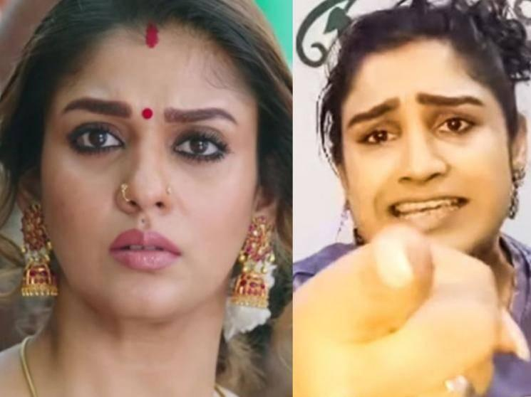 Vanitha's deleted tweet about Nayanthara angers fans!