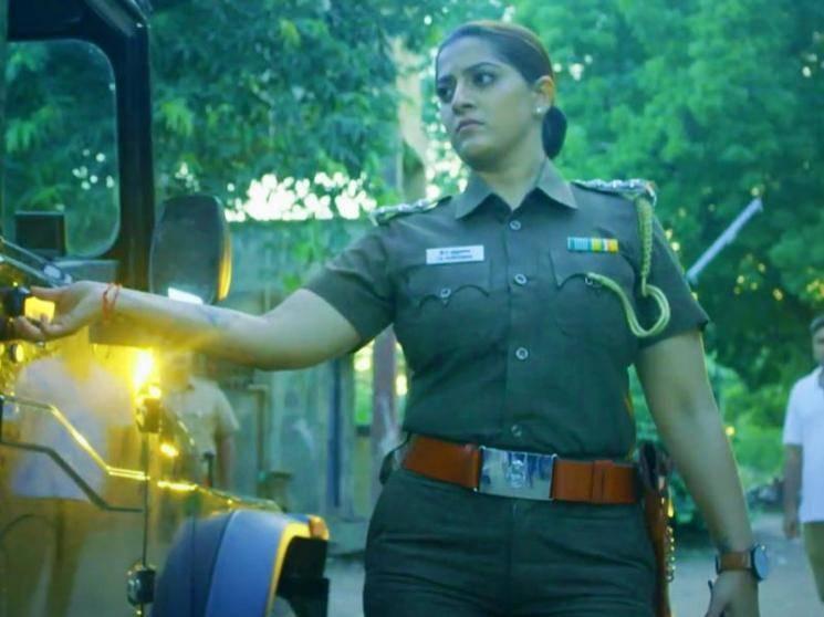 Danny | Official Trailer | Varalaxmi Sarathkumar | Premieres 1st August