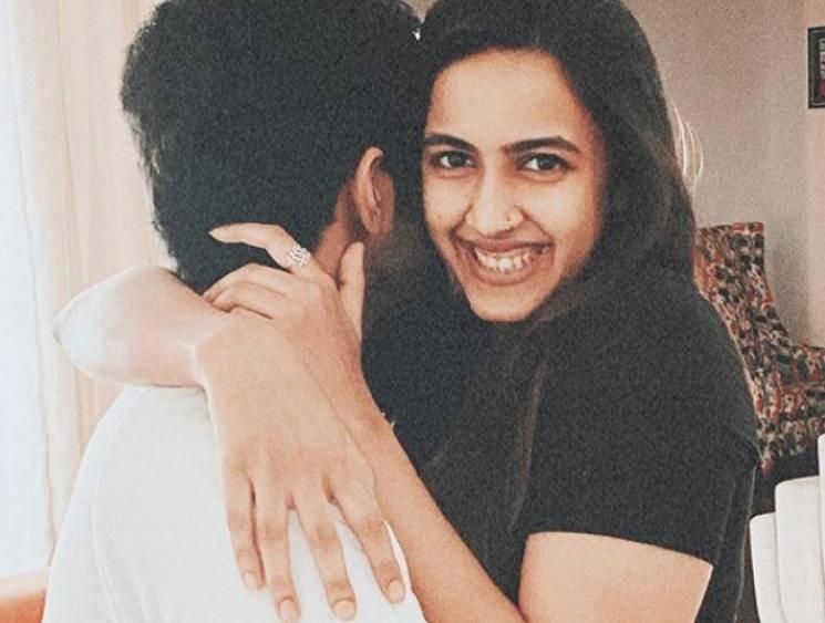 Actress Niharika to get married soon? Her latest picture goes viral!