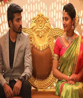 Sidhu and Shreya Anchan
